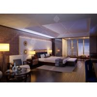 Eco -  Friendly Hotel Guest Room Furniture , High End Hotel Furniture Antique Style Manufactures