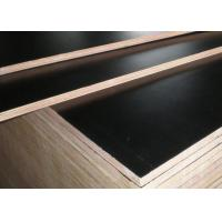 China Finger Jointed 21mm Black Film Faced Plywood on sale