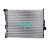 High Performance Aluminum Plastic Brazed Car Radiator Replacement for BMW 3E46-316i/320i Manufactures