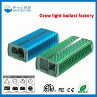 China hid electronic 400w 600w 1000w plant lighting ballast /grow light ballast on sale
