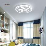 NEW Children room ceiling light LED modern acrylic simple protection vision children's room ceiling lamp