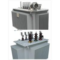 35kV - 125 KVA Oil Immersed Power Transformer Safety Three Phase Two Winding Manufactures