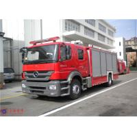 4x2 Drive Emergency Rescue Vehicle 50HZ Frequency Electric Generator With Crew Cab Manufactures
