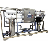 China Industrial Reverse Osmosis Commercial Water Purification RO Water Treatment on sale