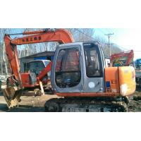 Hitachi EX60 - 5 Used Crawler Excavator , New Paint Second Hand Micro Digger Manufactures