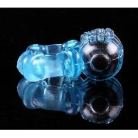 Five Speed Vibrating Penis Ring Vibrating Cock Ring For Male Long lasting Erections Manufactures