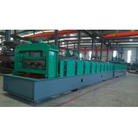 High Precision Floor Decking Forming Machine With Water Cooling System Manufactures