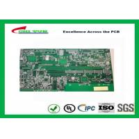 Lead Free White Silkscreen Double Sided Circuit Board for TV Manufactures