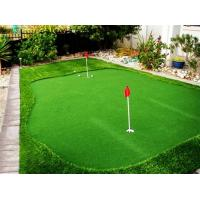 8mm  Commercial golf artificial turf / grass indoor , eco friendly Manufactures