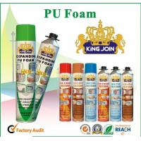 Manual PU Foam Sealant , Home Spray Foam InsulationFor Bonding / Soundproofing Manufactures
