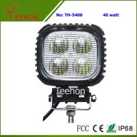 40W CREE LED Light Offroad Driving Lights Hot LED Work Light Manufactures