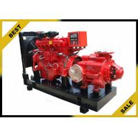 Quality Oem Fire - Fighting Portable Diesel Water Pump Centrifugal Gear Pump Structure for sale