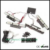 36 LED (4X9) Car Truck Grill Emergency Flash Strobe Lights 3 mode White & Amber Manufactures