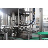 China Stainless Steel Automatic Bottle Packing Machine Bottle Cap Machine on sale