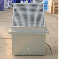 Stainless Steel Commercial Side Wall Fan , Customized Sidewall Exhaust Fan Manufactures