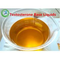 Injectable Testosterone base liquids, Testosterone solution oils for steroid Manufactures