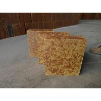 High Temp Silica Refractory Bricks Silica - Mullite Bricks For Cement Kilns In Transition Zone Manufactures