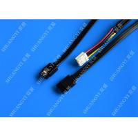Quality SATA 15P To Molex 4Pin Power Cable Seriel ATA Power Cable for sale