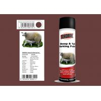 AEROPAK Athletic Marking Paint Jetta Red Color For Sign OEM Available Manufactures