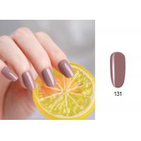 DIY Professional Pure Color UV LED Gel Nail Polish High - Molecular Organic Materials Manufactures