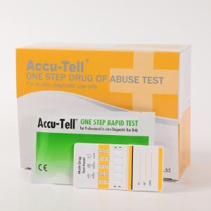 Accu-Tell®Multi-Drug Rapid Test Panel (Urine) Manufactures