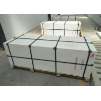 Alumina - Zirconia - Silica Kiln Refractory Bricks , Fused Cast Refractory Fire Bricks Manufactures