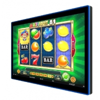 China 24 inch LED lights bar industrial touch screen LCD display monitor on sale