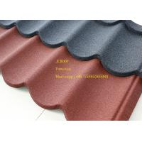China Fire Resistance Corrugated Steel Roofing Sheets Thickness 0.5mm 2.8kg Per Sheets on sale
