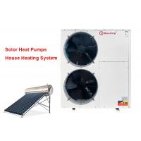 China CE Approval DC Inverter Solor Heat Pump Air To Water For House Heating And Cooling on sale