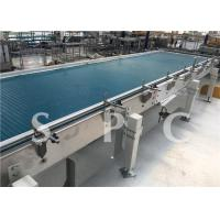 Quality Empty Bottle Depalletizer Machine Touch Screen 18000 BPH - 36000 BPH for sale