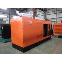 350KVA Continuous Duty Diesel Generator Cummins Power 60Hz 1800RPM Manufactures