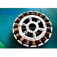 BLDC Stator Winding Machine Color Customized For Wheel Hub Motor Stator Manufactures