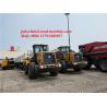 Weichai Engine XCMG Wheel Loader , Loading 3m3 5000kgs Bucket Volume Manufactures