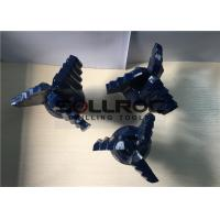 Quality 3 Blades Wings Step Drag Drill Bits Rock Bits For Water Well Drilling for sale