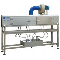 Quality PET Bottle Label Steam Shrink Tunnel Machine Shrink Sleeve Tunnel 380V 1.1Kw for sale