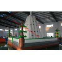 inflatable climbing wall inflatable rock climbing wall climbing wall inflatable climbing Manufactures