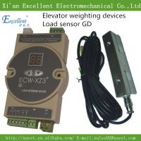 elevator load cell ,load cell,elevator parts ECW XZ3 controller and ECW-GD Manufactures
