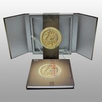 Quality Perfect Binding Commemorative Stamps Printing for sale