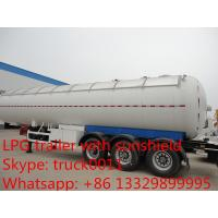 Quality hot sale CLW brand 80 cubic meters liquefied petroleum gas storage tank, best for sale