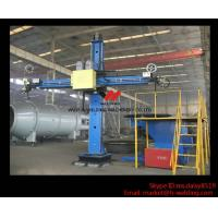 Automatic Welding Manipulator 4 * 4m Welding Working Station For Chemical Industry Manufactures