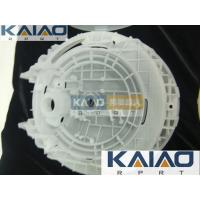 China Textured CNC Machined Aluminum Parts , Tooling Extrusion Molding Plastic on sale