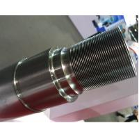 Round CK45 Induction Hardened Rod With Chrome Plating Diameter 6mm - 1000mm Manufactures