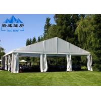 Long Life Span Waterproof Canopy Tent Color Printed For Backyard Parties Manufactures