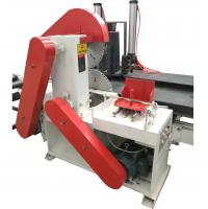 China Round Log Table Circular Saw Mill Machine TC1500 Twin blades circle saw