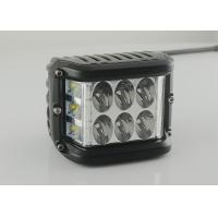 """45W 4.5"""" Square LED Driving Lights 6500k Side Projecting Led Pods Offroad Truck Work Lights Manufactures"""