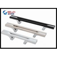 Hollow Kitchen Cabinet Handles And Knobs 160mm Aluminum Assembly T Bar Simple Modern Pulls Manufactures