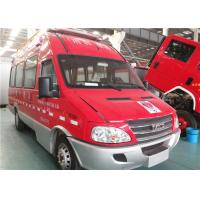 Quality Front Overhang 1000mm Fire Command Vehicles 1800mm Lifting Height ISO9001 for sale