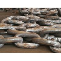 R3S Grade Vessel Mooring Anchor Chain , High Tensile Anchor Link Chain Manufactures
