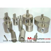 Electroplated Diamond Core Drill Bits lucy.wu@moresuperhard.com Manufactures