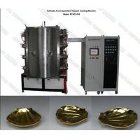 Buy cheap Ceramic PVD Coating Equipment, TiN Gold Ion Plating System on Ceramic Basins from wholesalers